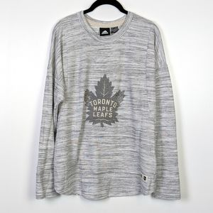 Adidas Toronto Maple Leafs Pullover Sweater